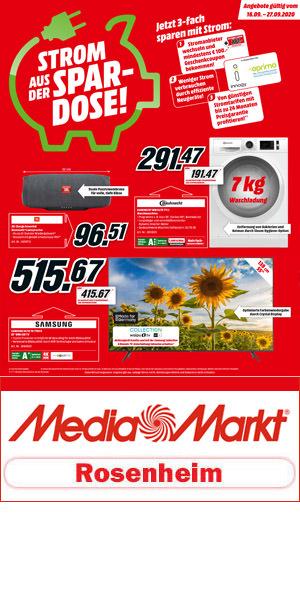 Media Markt Rosenheim